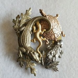 Mixed Reptiles on review Pin